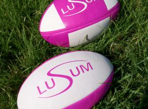 Lusum Rugby Balls